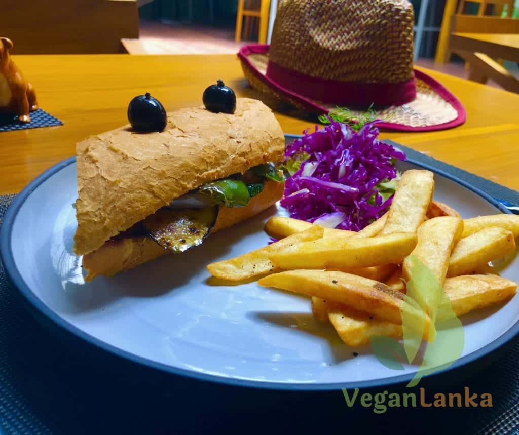 The Four Leafed Clover - Vegan Options Colombo