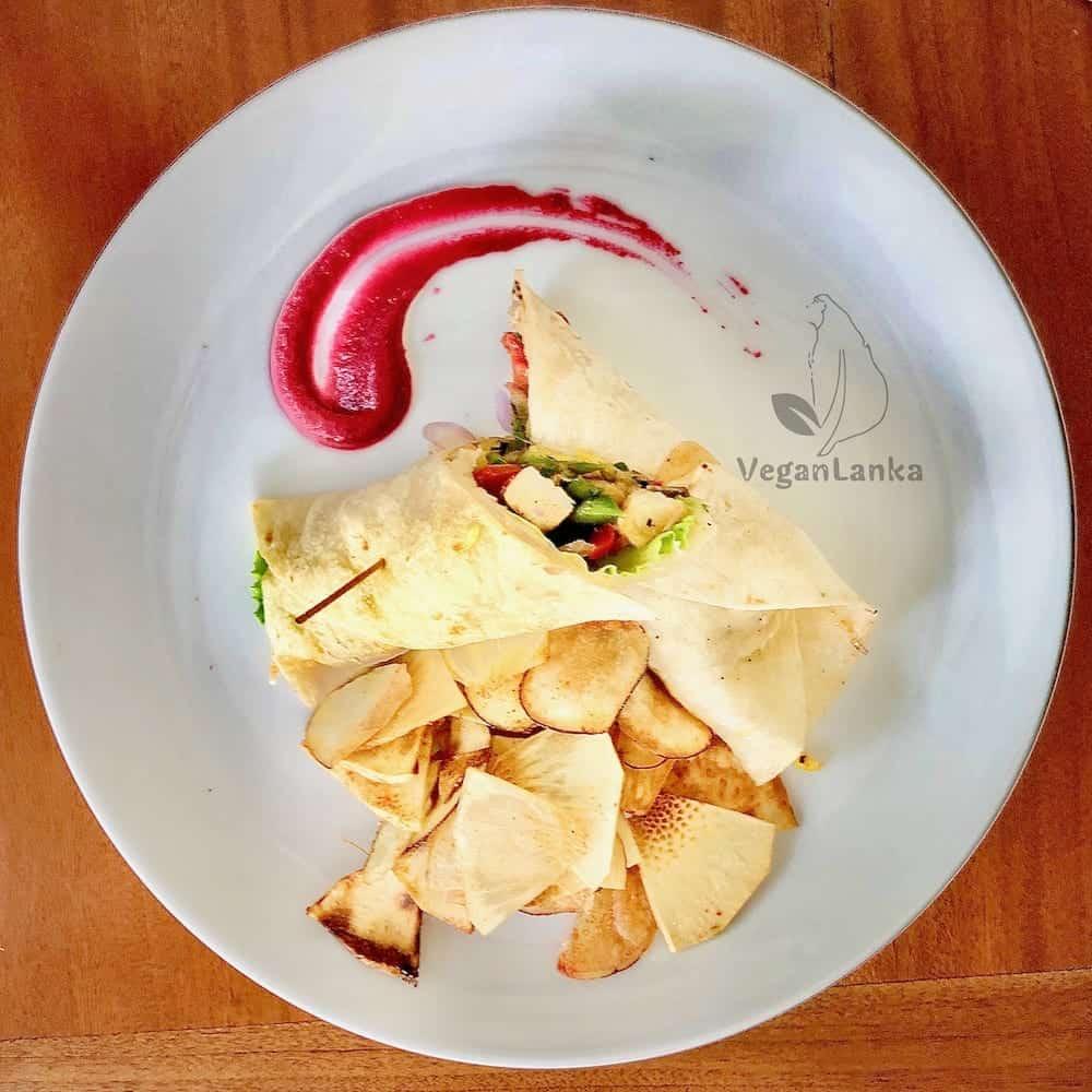 Cafe Nuga - Healthy Vegan Options in Colombo
