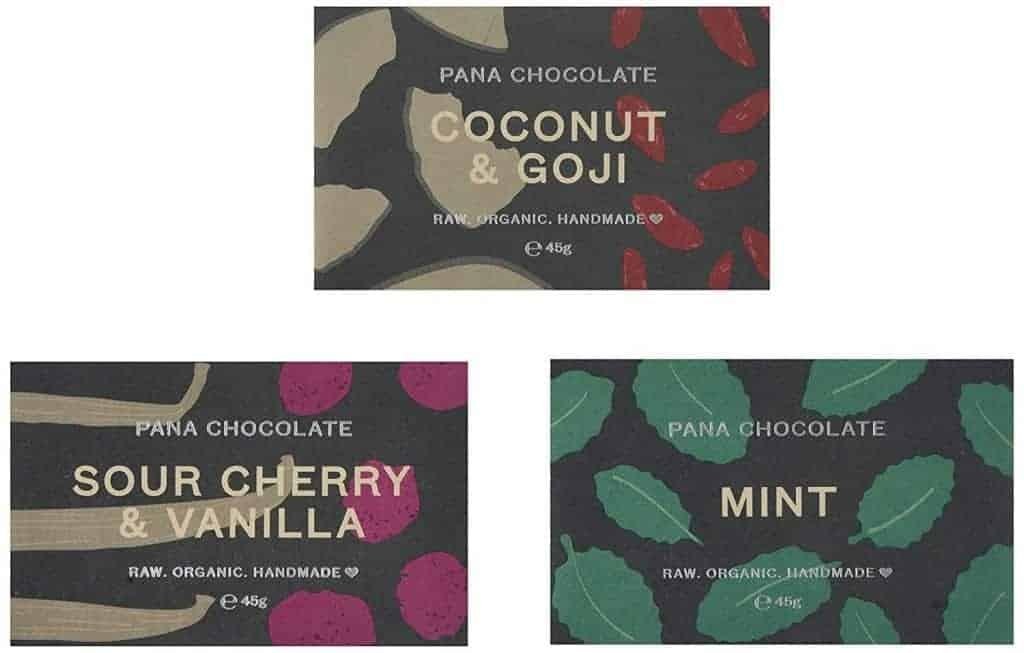 Pana Chocolate - Organic, Handmade Vegan Chocolate Bars