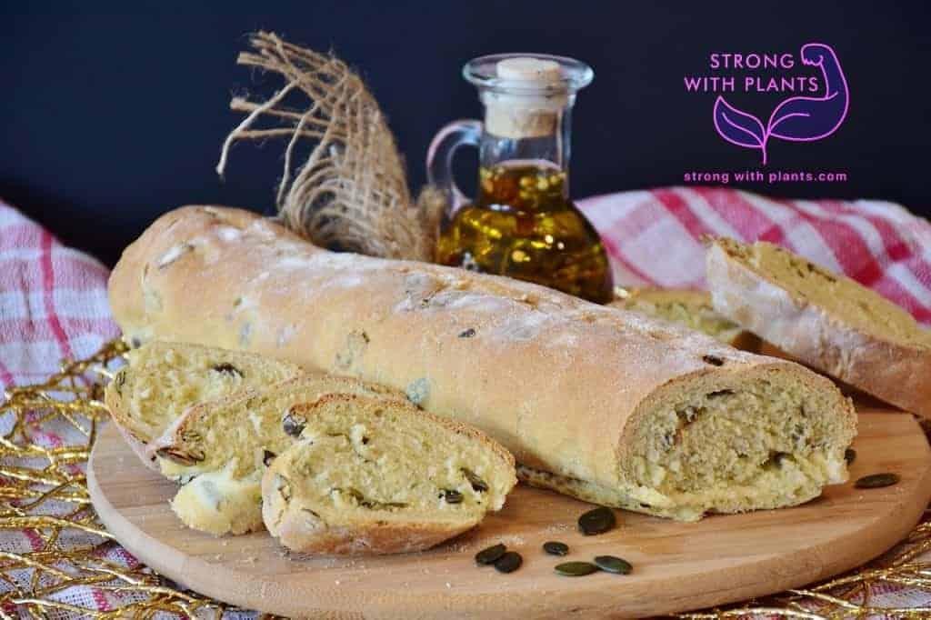 Ciabatta Loaf of Bread