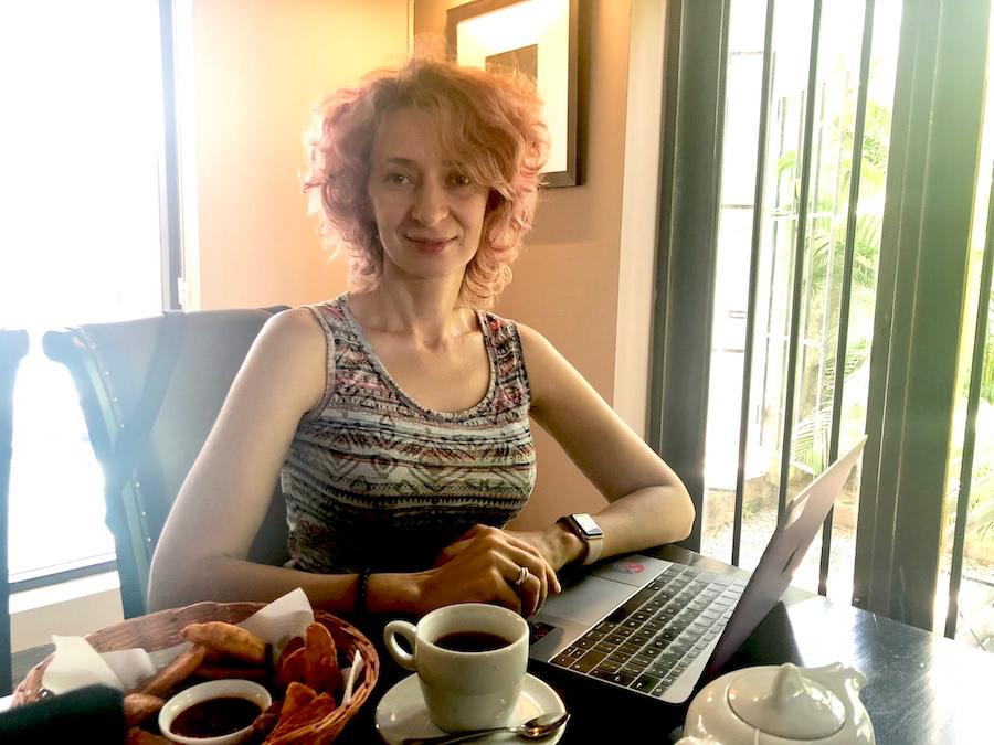Coco Veranda – Cafe with Good Chips in Nawala