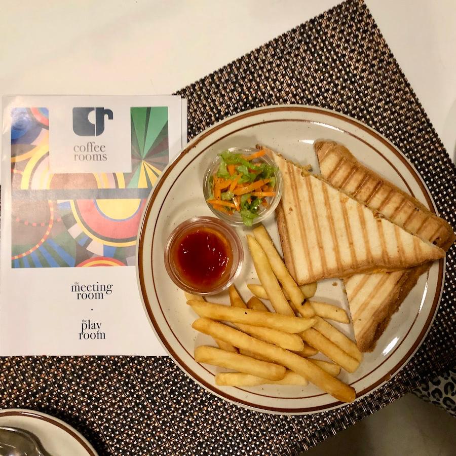 Coffee Rooms – Cafe with Vegan Options Rajagiriya