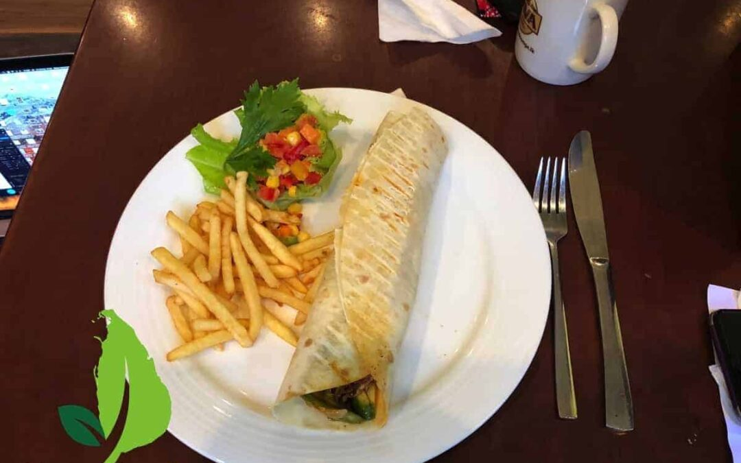 Java Lounge – Coffee House with Vegan Options in Colombo