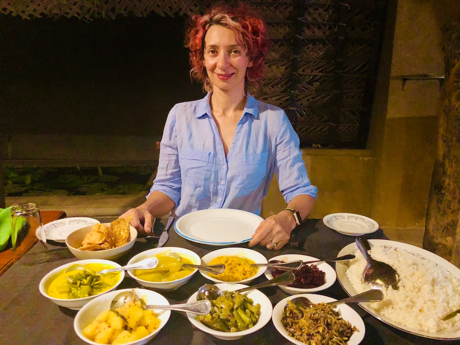 A4 Villa Restaurant – Places to Stay with Vegan Food in Habarana