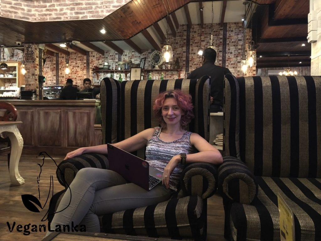 The Barnesbury Cafe with Vegan Options Colombo