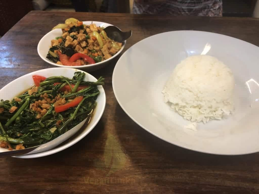 Dao Krua Thai Street Food - Vegan Options