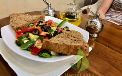 London House of Coffee – Some Vegan Options in Colombo