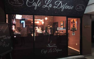 Café La Defense – Vegan Options in Colombo