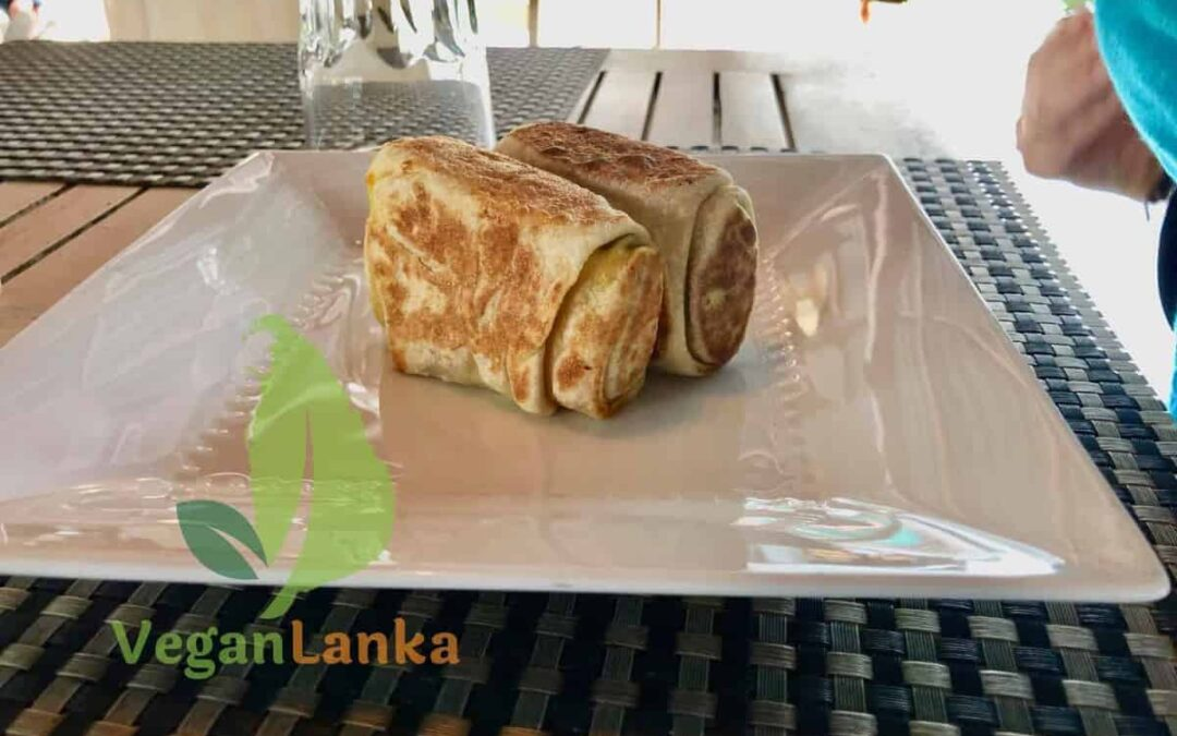 Café on the 5th with Vegan Options in Colombo