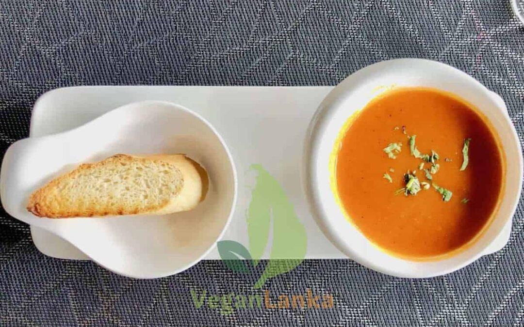 Cafe Beverly – Vegan Options in Rajagiriya, Colombo