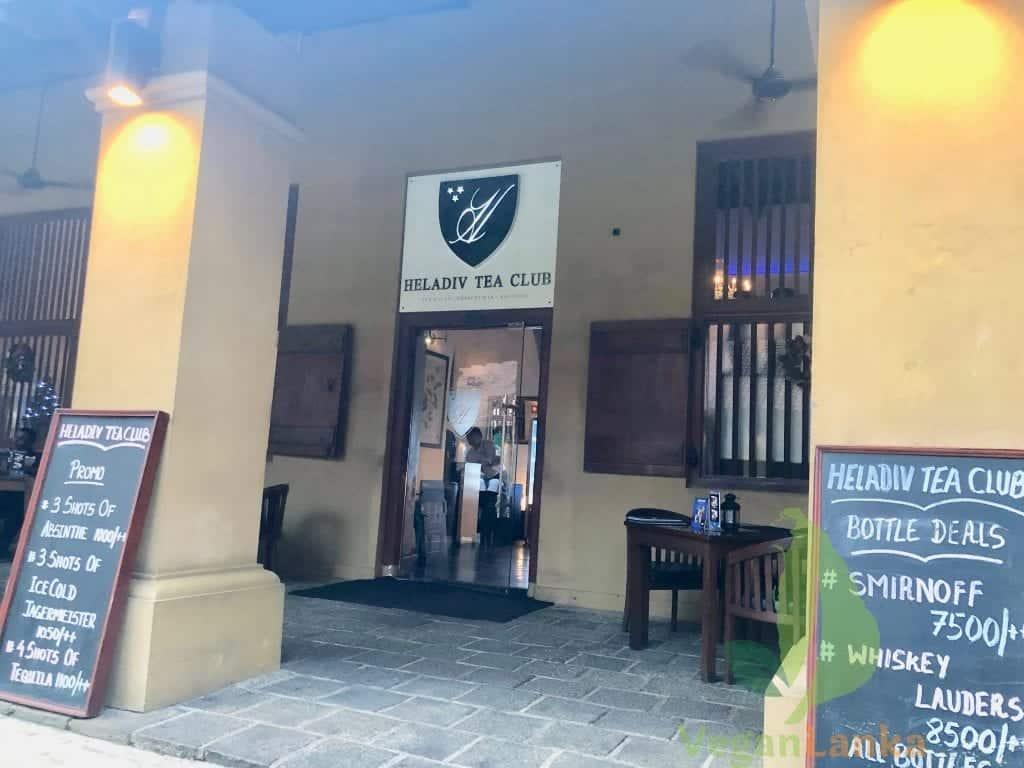 Heladiv Tea Club