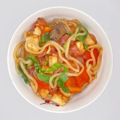 Vegan Stir-Fried Noodles