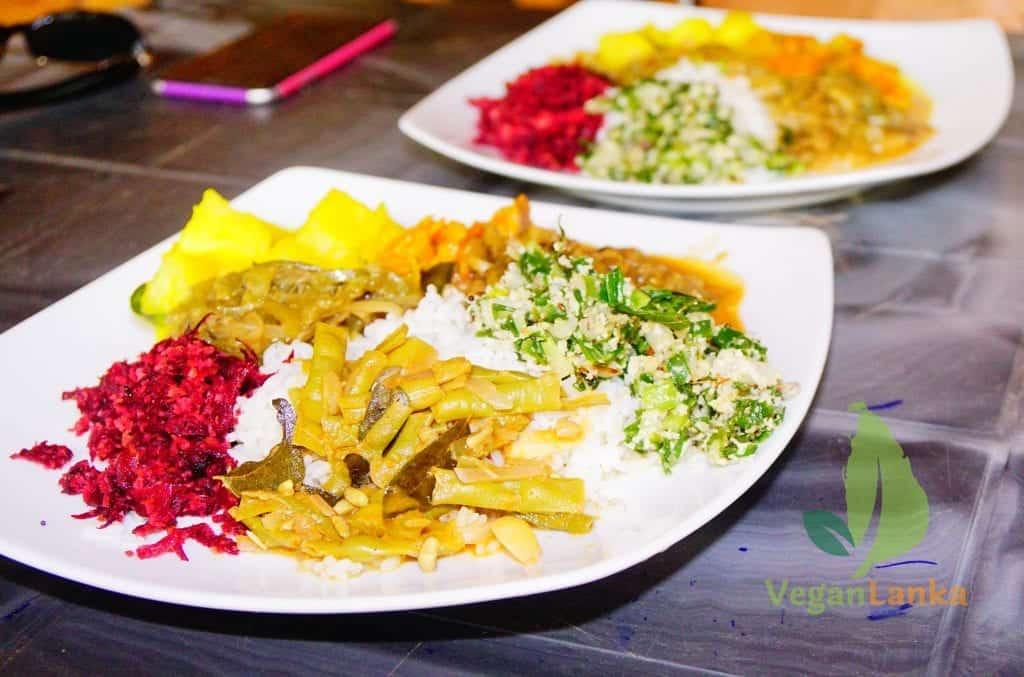 Nina - Vegan Food Options in Uppuveli, Trincomalee