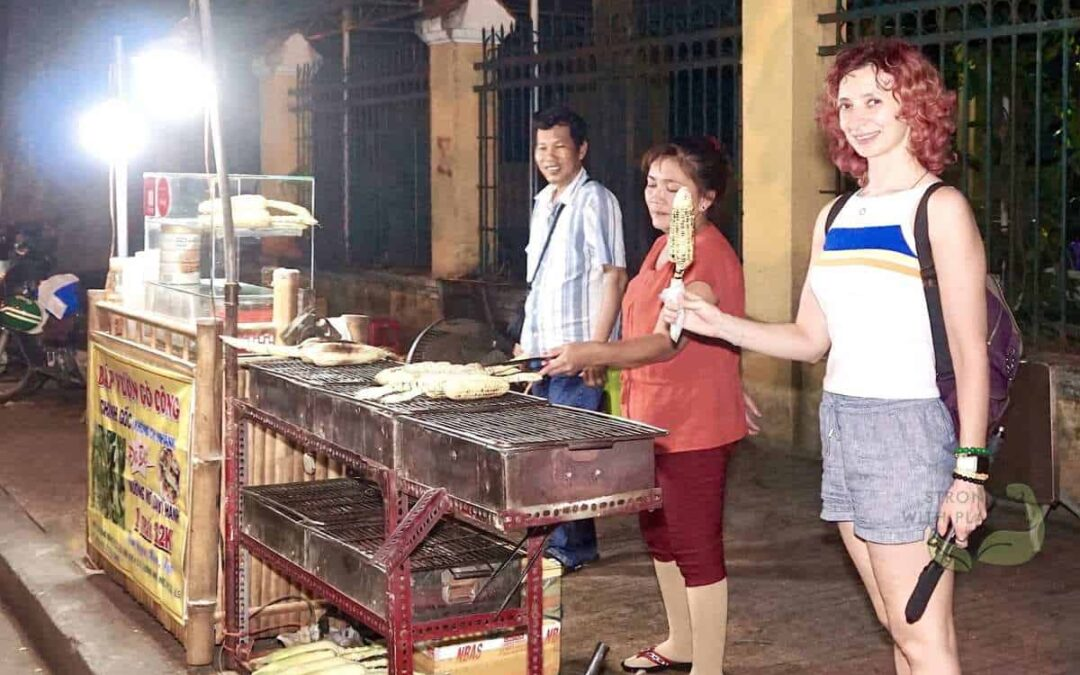 What I Ate In Ho Chi Minh as Vegan