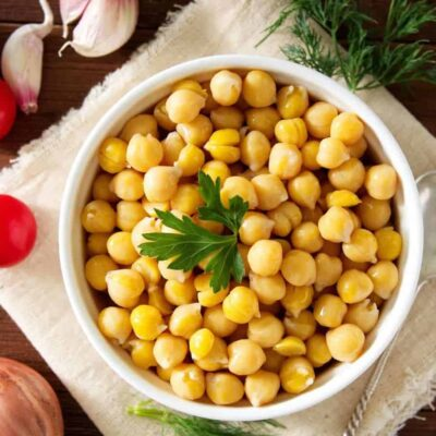 Cooking Chickpea in the Pressure Cooker