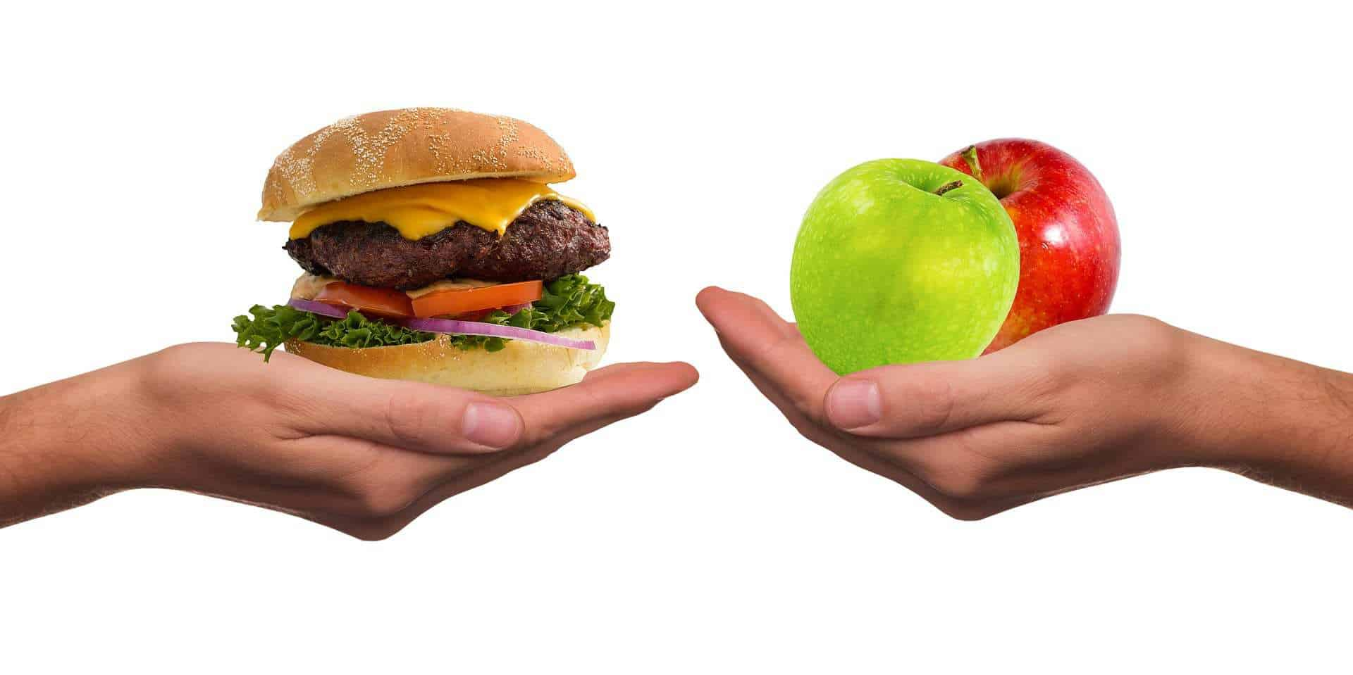 Consuming high-fat content meat vs a plant-based diet?