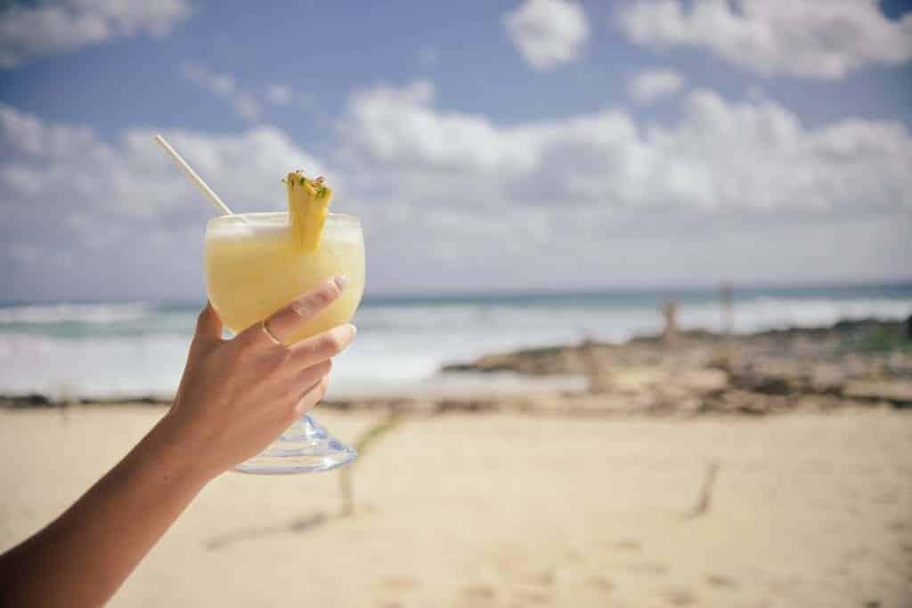 Pineapple Drink