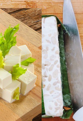 How To Get Rid Of Gut Candida Naturally: Tofu